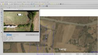 getlinkyoutube.com-Video Uav Tracker Qgis plugin