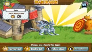 getlinkyoutube.com-Dragon City: Mummy Dragon Battle & Skills