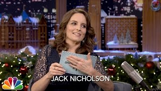 First Impressions with Tina Fey