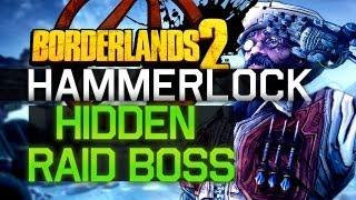 getlinkyoutube.com-Hammerlock Hidden Raid Boss! Dexiduous The Invincible | Borderlands 2 loot (Chopper)