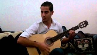 getlinkyoutube.com-تملي معاك جيتار كلاسيك (Amro Diab - classic guitar)