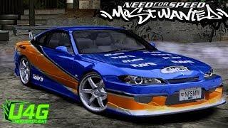 getlinkyoutube.com-Fast and Furious Tokyo Drift Nissan Silvia S15 NFS Most Wanted 2005 Mod