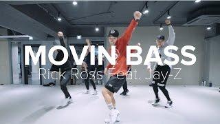 getlinkyoutube.com-Movin Bass - Rick Ross ft. Jay-Z / Junsun Yoo Choreography