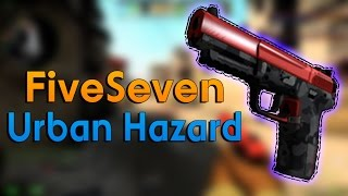 getlinkyoutube.com-CS:GO - FiveSeven l Urban Hazard - Gameplay HD (Counter-Strike Global Offensive)