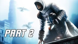getlinkyoutube.com-Assassin's Creed Walkthrough Part 2 - Damascus (PC Let's Play Commentary)