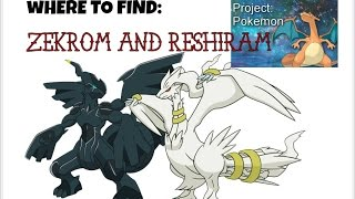 getlinkyoutube.com-How to find Zekrom and Reshiram and Giveaway! (ENDED) - Roblox Project Pokemon