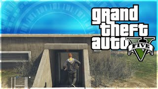 getlinkyoutube.com-GTA 5 Fort Zancudo Elevator Mystery - ACCESS GRANTED! (GTA 5 PS4 Gameplay)