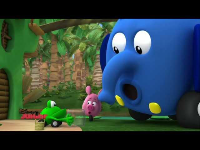 Disney Junior - Dschungel, Dschungel! - Frollos Fruchti-Fliegen