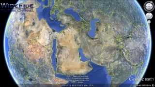The Most Strange Places in the World - Captured on Google Earth