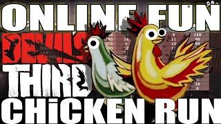 getlinkyoutube.com-Devil's Third CHICKEN RUN!!! / 14 PLAYER Online FUN!!