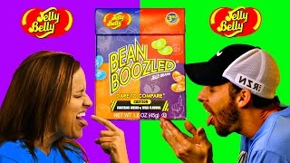 getlinkyoutube.com-BEAN BOOZLED CHALLENGE Dare To Compare by Disney Cars Toy Club DCTC