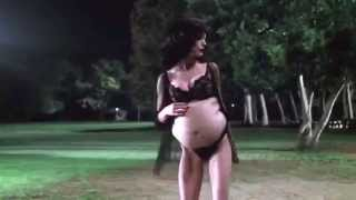 getlinkyoutube.com-MIB-2 Serleena's Big Stomach