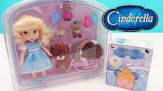 getlinkyoutube.com-Cinderella Animators Collection Gift Set andVinylmation Blind Box by Toy Reviews For You