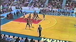 1987 District 3 basketball championship game between Carlisle, Harrisburg