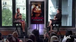 "getlinkyoutube.com-Kerry Washington on ""Scandal,"" ""Olitz"" and ""Purple Purse"" | BUILD Series"
