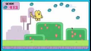 getlinkyoutube.com-Wubbzy's Amazing Adventure - Game