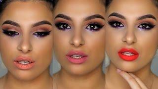 getlinkyoutube.com-SWATCHES & REVIEW - Gerard Cosmetics Hydra Matte Liquid Lipsticks!