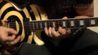 Zakk Wylde - 'Farewell Ballad' Solo (2006, Original)