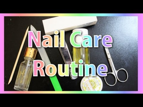 My Nail Care Routine | TotallyCoolNails