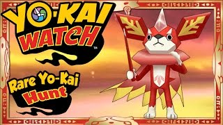 getlinkyoutube.com-Yo-Kai Watch - RARE Yo-Kai Hunt 3 | Swelterrier!