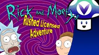 getlinkyoutube.com-[Vinesauce] Vinny - Rick and Morty's Rushed Licensed Adventure