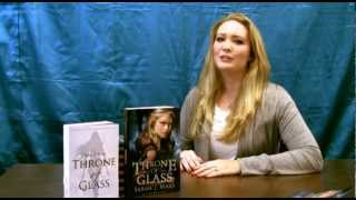 getlinkyoutube.com-Meet Sarah J. Maas! An Interview with the Author of THRONE OF GLASS
