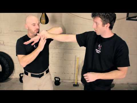 Using Leverage in Martial Art (The Lever)