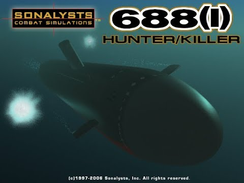688(i) Hunter/Killer Tutorial Training Mission 1