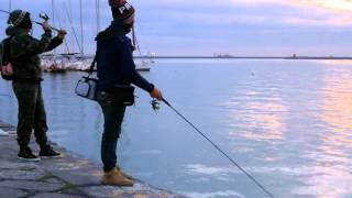 getlinkyoutube.com-Eging game , pesca a calamari & seppie