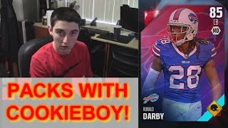 getlinkyoutube.com-PACK OPENING WITH COOKIEBOY17! FIRST PACK N GO! - Madden 16 Pack Opening!
