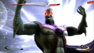 getlinkyoutube.com-Injustice Gods Among Us Martian Manhunter Arcade Ladder Walkthrough with final boss fight and ending