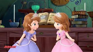 getlinkyoutube.com-Sofia The First - Two Sofias! - Disney Junior UK HD