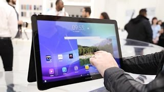 getlinkyoutube.com-Samsung Galaxy View is an 18.4-inch tablet to compete with your TV