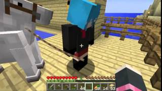 getlinkyoutube.com-[Minecraft] AJaA-V #07 (มุมมอง.ShinnieShys)
