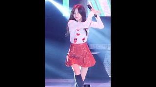 getlinkyoutube.com-170221 레드벨벳 (Red Velvet) 루키 (Rookie) [슬기] Seulgi 직캠 Fancam (남서울대학교OT) by Mera