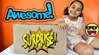 getlinkyoutube.com-GIANT SURPRISE TOY BOX FROM TwoSistersToyStyle | Shopkins | Orbeez | MLP | Orbeez Playsets