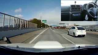 getlinkyoutube.com-街乗りジムニー 高速道路を走る ジオランダー185A/T-S