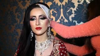 getlinkyoutube.com-Asian Bridal Makeup Tutorial By Madeeha