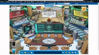 getlinkyoutube.com-how to get to the vr room in club penguin 2014 febuary