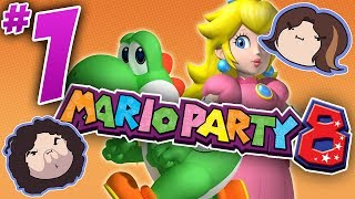 getlinkyoutube.com-Mario Party 8: Jungle Jams - PART 1 - Game Grumps VS