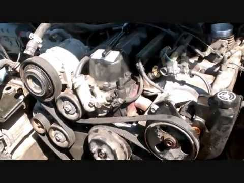 Step by step Jeep Grand Cherokee engine swap guide Part 1