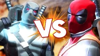 getlinkyoutube.com-DEADPOOL X FORCE VS DEADPOOL - Marvel Contest of Champions - Gameplay Part 26
