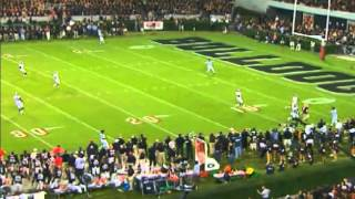 """getlinkyoutube.com-2008 """"The Blackout"""" #8 Alabama vs #3 Georgia"""