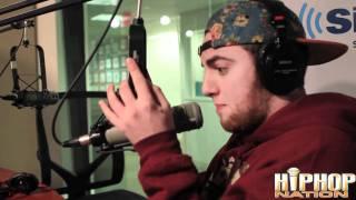 Mac Miller - On Da Spot Freestyle