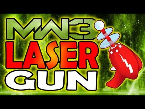 MW3 Tips and Tricks - The MW3 Laser Gun (Modern Warfare 3)