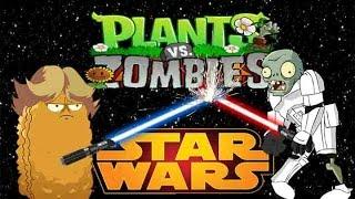 getlinkyoutube.com-Plants Vs Zombies Star Wars
