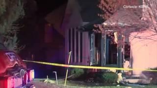 Seis personas resultaron heridas tras un incendio en Overland Park