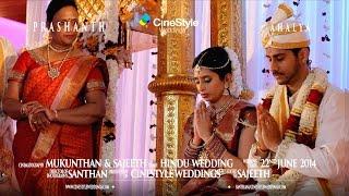 getlinkyoutube.com-PRASHANTH & AHALYA HINDU WEDDING