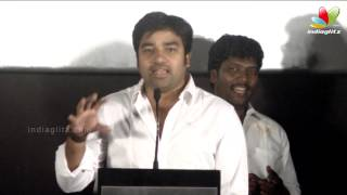 Shiva talks about Power Star as Hollywood Actor | Ya Ya Audio Launch | Santhanam, Dhansika, Sandhya