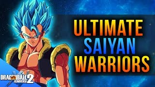 getlinkyoutube.com-Dragon Ball Xenoverse 2: ULTIMATE SAIYAN WARRIORS (DBX2 Gameplay Walkthrough)